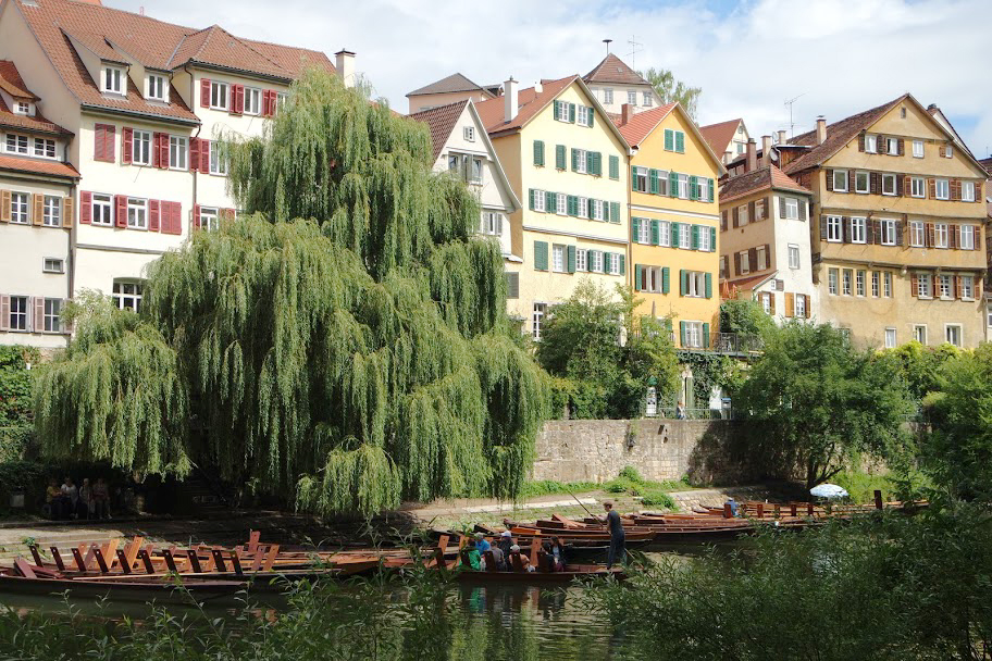 Road trip through Europe:  Tübingen and Schwäbisch Hall